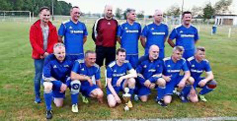 Der FKH gratuliert Handwerk Wittstock! Das Kreispokalfinale der Ü50-Fußballer