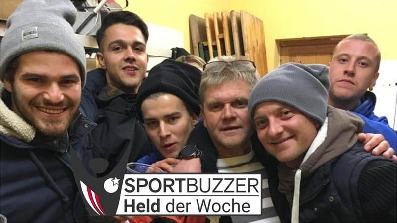 """Reinhard Gohlke: Unverhofft ins Tor und zum """"Held der Woche"""""""
